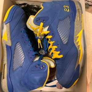 Jordan Retro 5 'Laney'